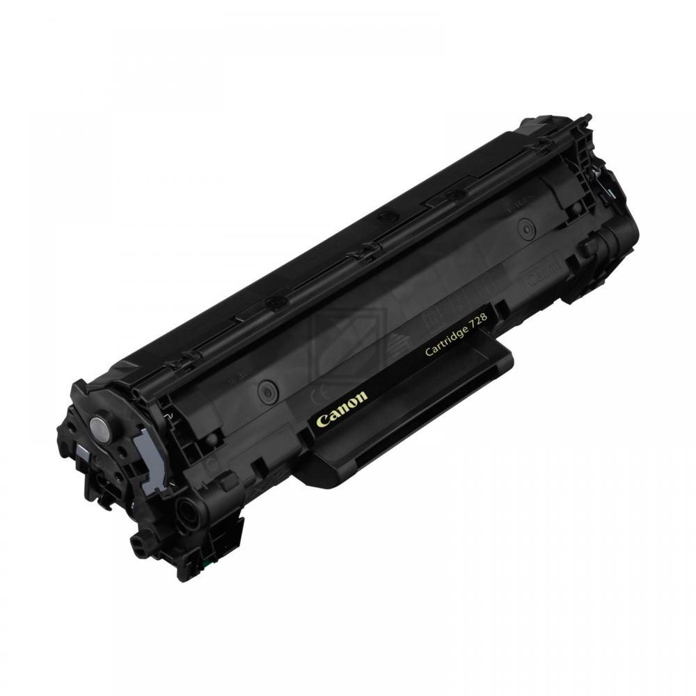 Canon Toner-Kartusche schwarz (3500B002, 728)