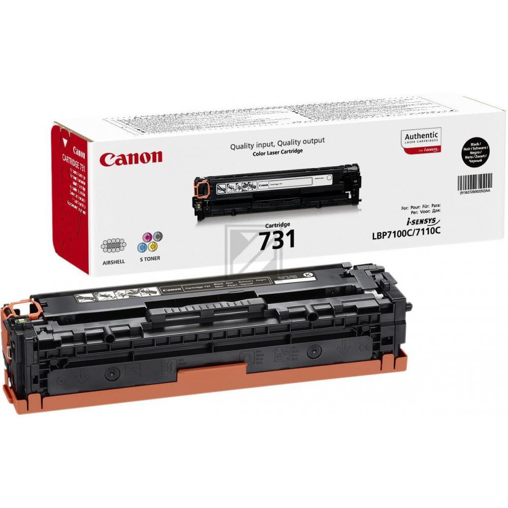 Canon Toner-Kit gelb (6269B002, 731Y)