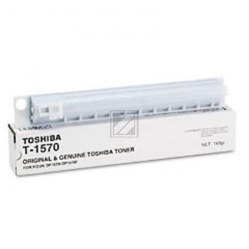 Toshiba Toner-Kit schwarz (66089272, T-1570 T-1570E)