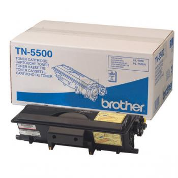 Brother Toner-Kartusche schwarz (TN-5500)