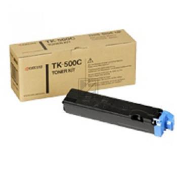Kyocera Toner-Kit cyan (370PD5KW, TK-500C)