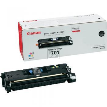 Canon Toner-Kit schwarz (9287A003 9287A003AA 9287A003AAW, CL-701BK EP-701BK)