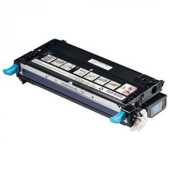 Dell Toner-Kartusche cyan (593-10158 593-10166 593-10214, NX995 RF012 XG726)