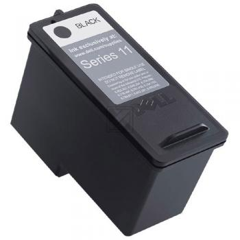 Dell Tintenpatrone schwarz (592-10224, DH828)