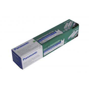 Panasonic Thermo-Transfer-Rolle schwarz 2-er Pack (KX-FA54X)