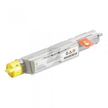 Dell Toner-Kartusche gelb HC (593-10123, H352R JD750 KD583)