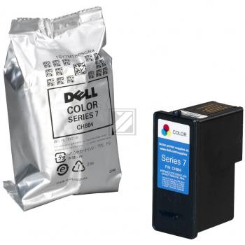 Dell Tintenpatrone 3-farbig HC (592-10227 CH884)