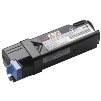 Dell Toner-Kartusche magenta HC (593-10261 WM138, KN678 KU055)