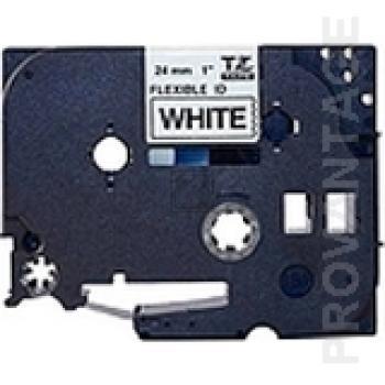 Brother Schriftbandkassette schwarz/weiß (TZE-FX251)