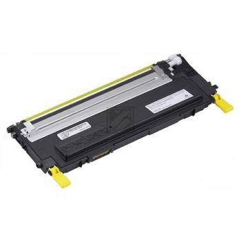 Dell Toner-Kartusche gelb (593-10496, D939K M127K)