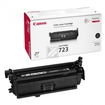 Canon Toner-Kartusche schwarz (2644B002, 723)