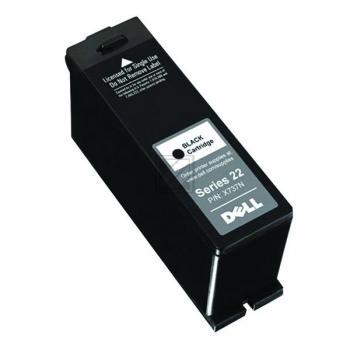 Dell Tintenpatrone schwarz HC (592-11391, X737N)