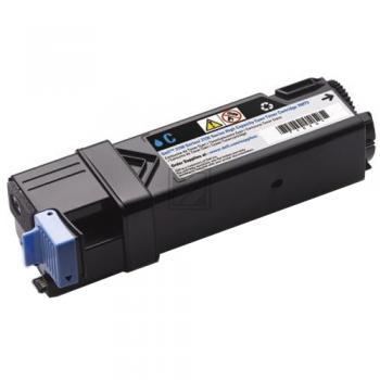 Dell Toner-Kartusche cyan HC (592-11674 593-11041, FM989 THKJ8)