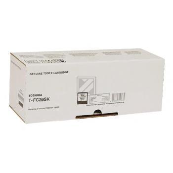 Toshiba Toner-Kit schwarz (6B000000374, T-FC26SK)