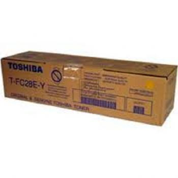 Toshiba Toner-Kit gelb (6AJ00000081, T-FC25EY)