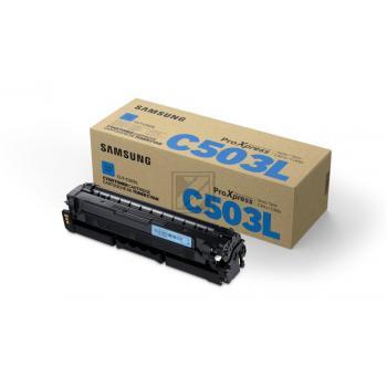 Samsung Toner-Kartusche cyan (CLT-C503L)