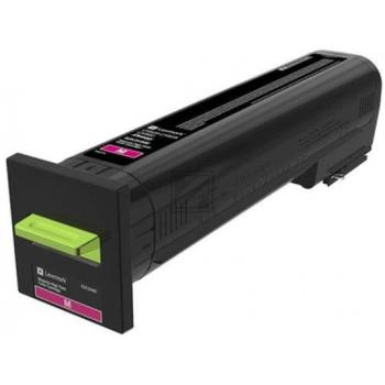 Lexmark Toner-Kit Corporate magenta HC (82K2HME)