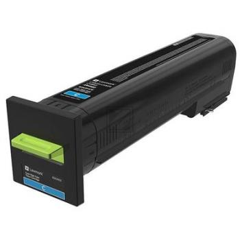 Lexmark Toner-Kit Corporate cyan HC (82K2HCE)