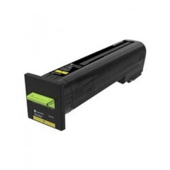 Lexmark Toner-Kit Corporate gelb HC (82K2HYE)