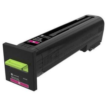 Lexmark Toner-Kit Corporate magenta HC plus (82K2XME)