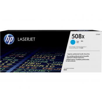 HP Toner-Kartusche Contract JetIntelligence cyan HC (CF361XC, 508X)