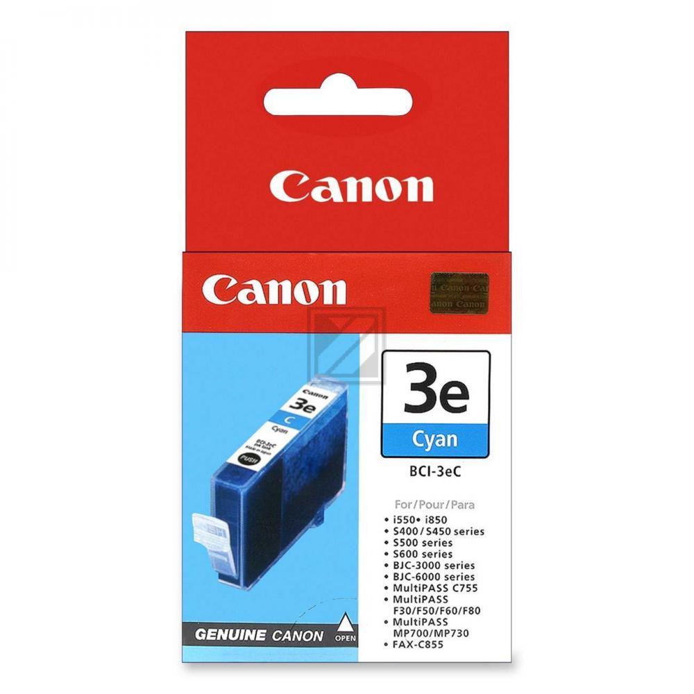 Canon Tintenpatrone cyan (4480A002, BCI-3EC)
