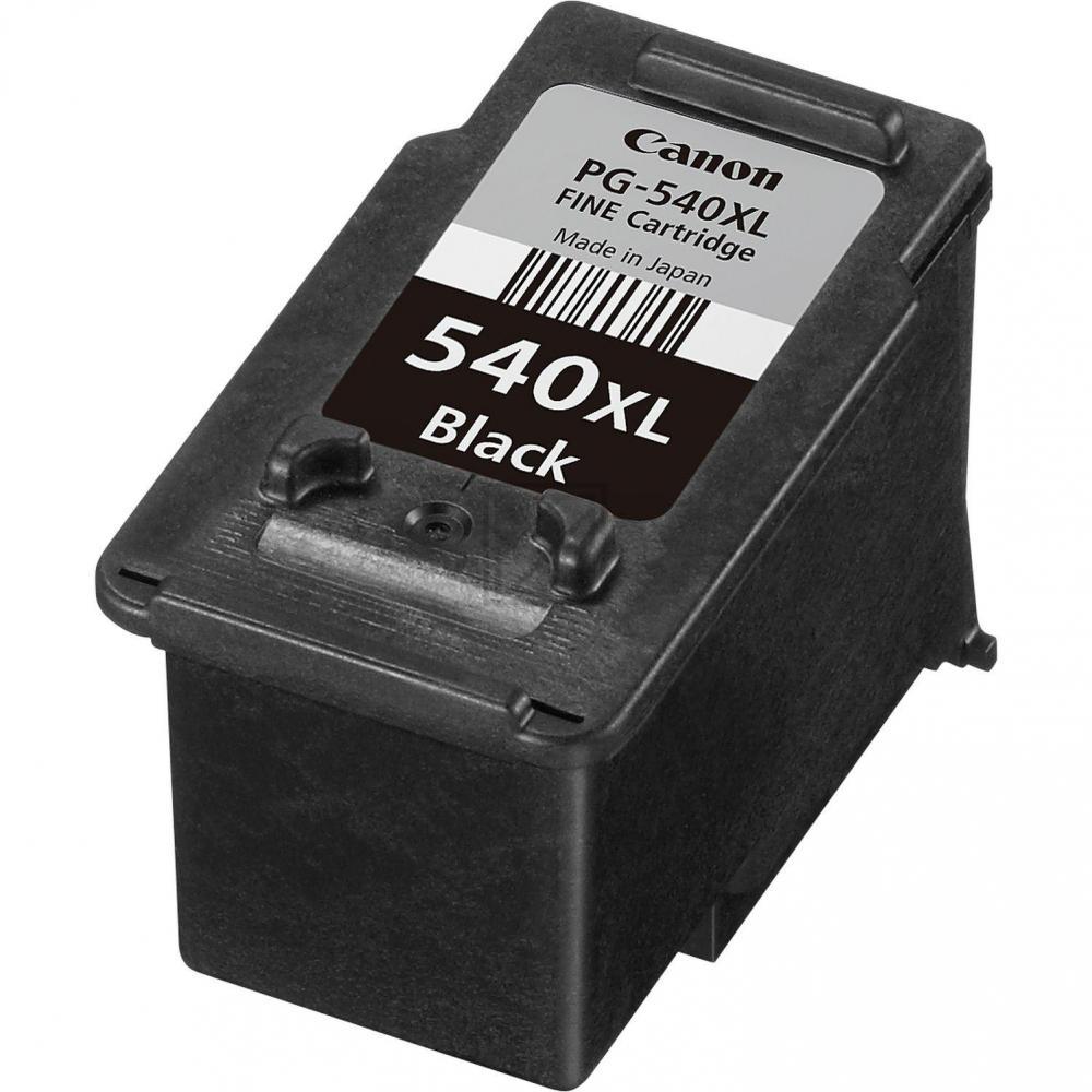 Canon Tintenpatrone schwarz HC (5222B005, PG-540XL)