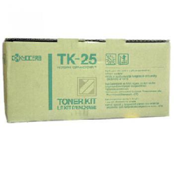 Kyocera Toner-Kit schwarz (37027025, TK-25)