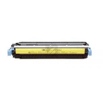 HP Toner-Kartusche gelb (C9732A, 645A)