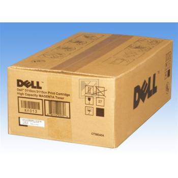 Dell Toner-Kartusche magenta HC (593-10164 593-10172 593-10220, RF013 XG723 YG435)