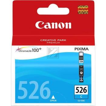 Canon Tintenpatrone cyan (4541B001, CLI-526C)