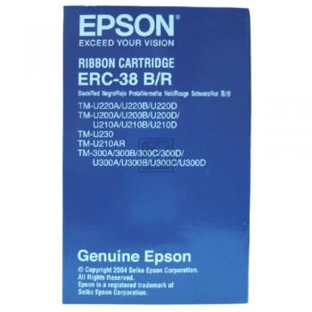 Epson Farbband Nylon (C43S015376, ERC-38BR)