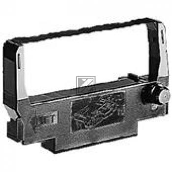 FARBBAND POS - PRINTRITE Epson ERC 30 / ERC 34 / ERC 38 Nylon HD black/red, 13.0mm x 5.0m