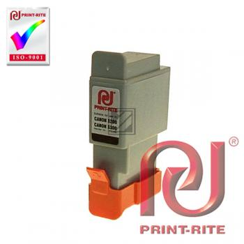 TINTENPATRONE - PRINTRITE ersetzt: Canon S100 / S200 / S300 / BJC 2000 / 4000 BCI24BK / BCI21, black, 9 ml