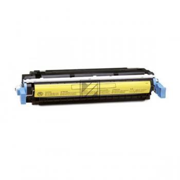 TONER PREMIUM - REUTER ersetzt: HP color Laserjet 4600, mit Chip C9722A, yellow, 8.000 Seiten