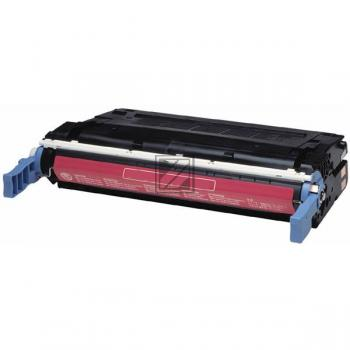 TONER PREMIUM - REUTER ersetzt: HP color Laserjet 4600, mit Chip C9723A, magenta, 8.000 Seiten