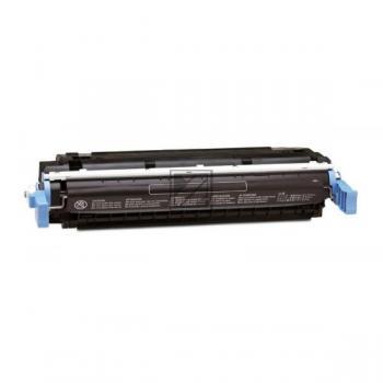 TONER PREMIUM - REUTER ersetzt: HP color Laserjet 4600 m. Chip C9720A, black, 9.000 Seiten