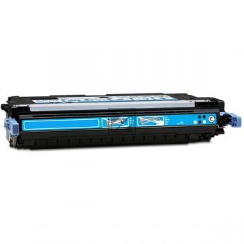 Toner f. HP Color LaserJet 3800 [w.Q7581A] Nr.503A cyan (13)