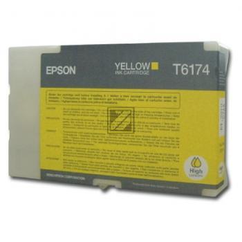 Epson Tintenpatrone gelb HC (C13T617400, T6174)