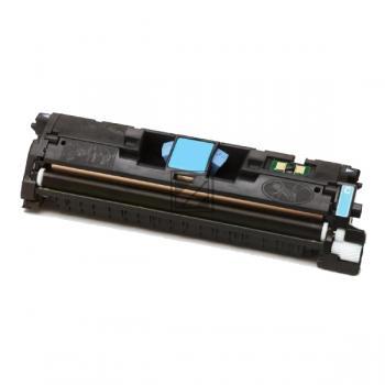 Toner f. HP Color LaserJet 2550 [w.Q3961A] Nr.122A cyan (13)