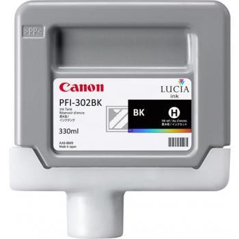 Canon Tintenpatrone schwarz (2216B001 2216B001AA, PFI-302BK)