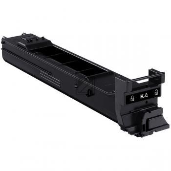 Toner f. Konica Minolta bizhub C20 [TN-318K] [A0DK153] black