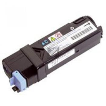 Dell Toner-Kartusche cyan HC plus (593-10313, FM065)