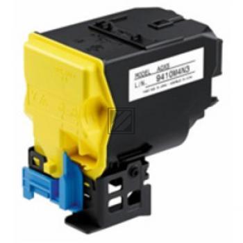 Konica Minolta Toner-Kit gelb HC (A0X5250, TNP-18Y)