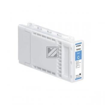 Epson Tintenpatrone UltraChrome XD cyan HC (C13T693200, T6932)