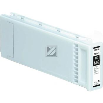 Epson Tintenpatrone UltraChrome XD schwarz matt HC plus (C13T694500, T6945)