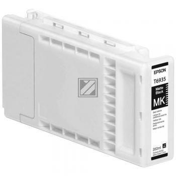 Epson Tintenpatrone UltraChrome XD schwarz matt HC (C13T693500, T6935)
