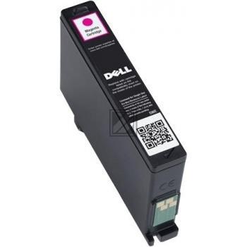 DELL      Tintenpatrone F63XK    magenta 592-11809 V525/725            200 Seiten
