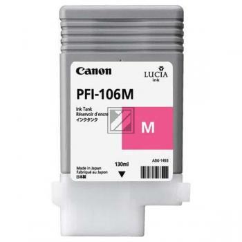 Canon Tintenpatrone magenta (6623B001, PFI-106M)