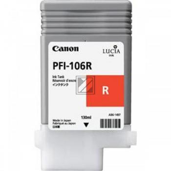 Canon Tintenpatrone rot (6627B001, PFI-106R)